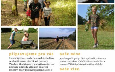 """Projekt """"Děti do přírody"""""""